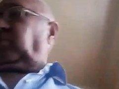 80 years old Uzbek grandpa