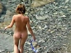 Sex on the Beach. Voyeur Video 126