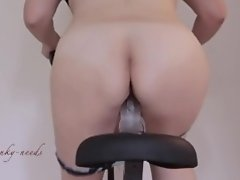 Found motivation to cycle... with my favorite dildo up my ass|2::Teens,5::Anal,6::Amateur,9::Asian,38::HD,46::Verified Amateurs,57::Brunette