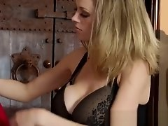 Hugetits massage babe rides masseurs cock