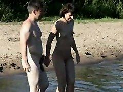 Sex on the Beach. Voyeur Video 131