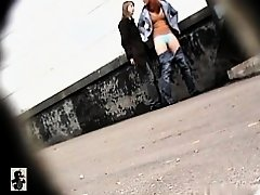 Girls Pissing voyeur video 159