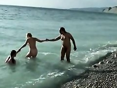 Sex on the Beach. Voyeur Video 43