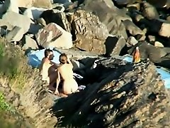 Sex on the Beach. Voyeur Video 253