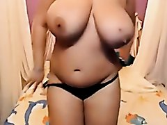 Homemade huge tits video of me masturbating nicely