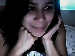 My latina bust and big ass on webcam