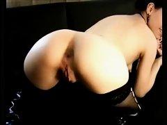 Big anal masturbation 1