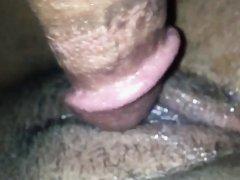Ebony amateur fuck